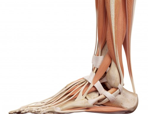 Foot Injuries. Massage Therapy Helps